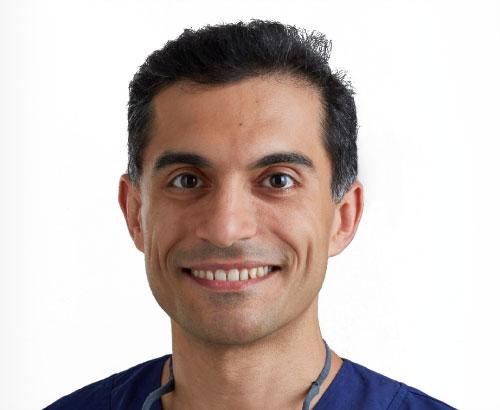 dr mahjar amjani